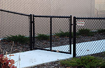 Commercial Chain Link Fencing | Northwest Fence and Supply