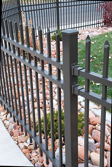 Aluminum Ameristar Ornamental Fencing Northwest Fence