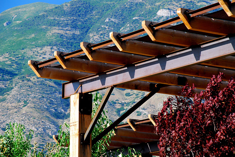 Pergolas Shade Structures Northwest Fence And Supply