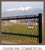 Chainlink Commercial Fencing