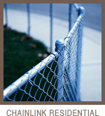 Chainlink Residential Fencing